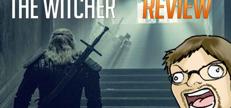NEH Podcast: The Witcher Review