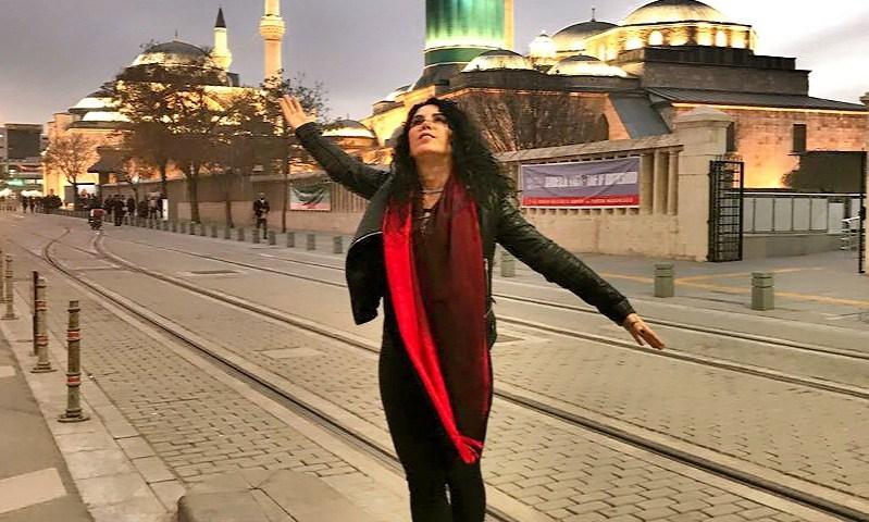 Mevlana 'nın izinde Konya