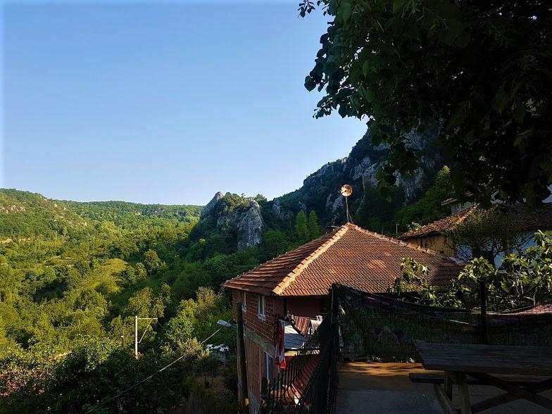 Ayva Köyü, ardı bizim geçtiğimiz mağara