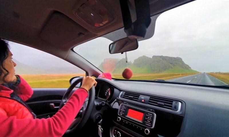 İzlanda Yol Durumları, Trafik Kuralları