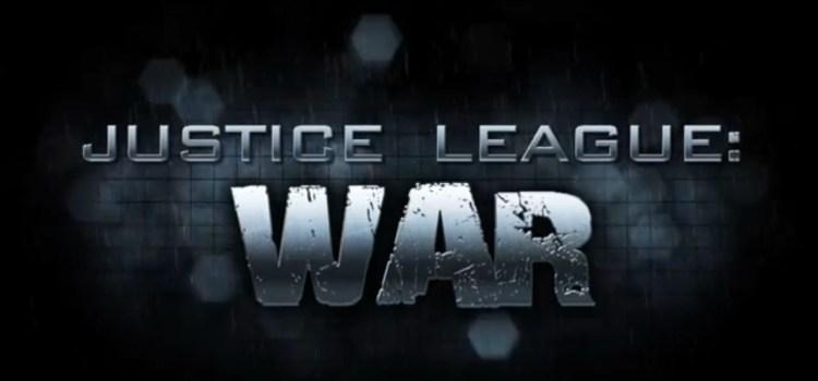 Justice League War – Impressioni formato supposta