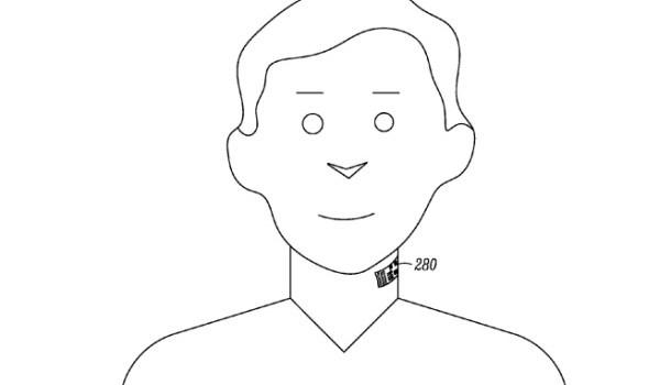 I wanna be a cyberpunk – Motorola brevetta il tatuaggio microfono