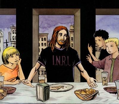 Buona Pasqua con Chosen di Mark Millar