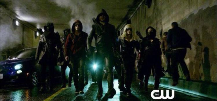 Arrow – Un commento al finale della seconda stagione