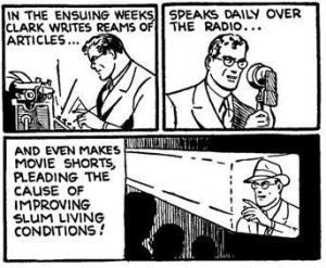 ...e come lui anche Clark Kent.