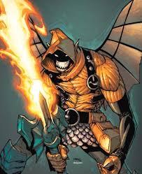 Ali e spada fiammeggiande: ha sempre il costume più figo