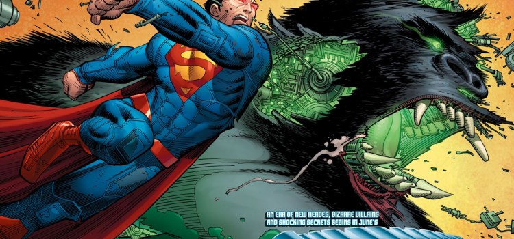 Superman e Geoff Johns – La seconda volta è quella buona Parte I