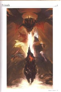 Illustrazione presa da: FF XIV Art Book