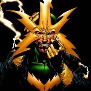 Electro-comics