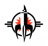 Logo di Forbidden Planet creato da Hughes