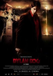 Dylan Dog Italian Poster 2