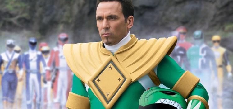 Il ritorno del Power Ranger Verde originale!