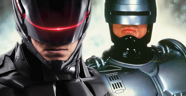 Due Robocop a confronto