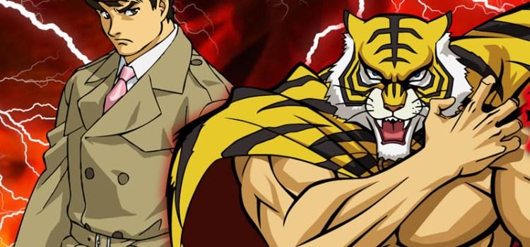 Le Oscure Trame – L'Uomo Tigre