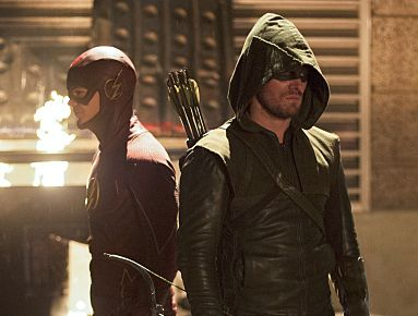 Due parole su Arrow e The Flash