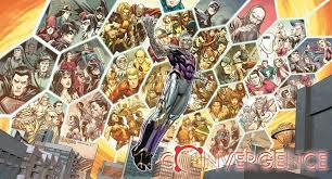 Convergence – Il nuovo Reboot DC