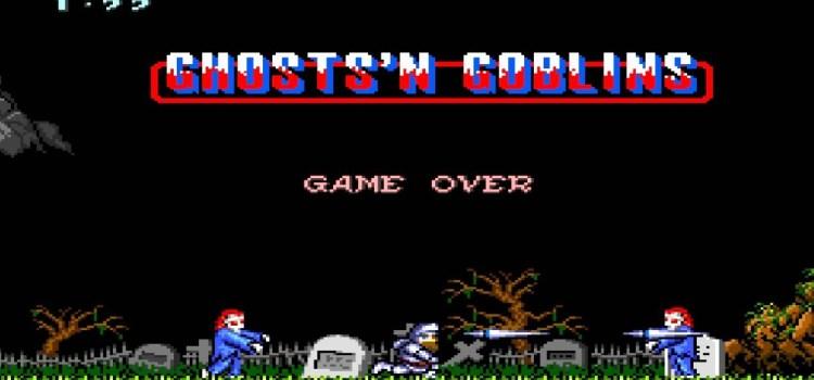 Venerdì retro: Ghosts'N Goblins