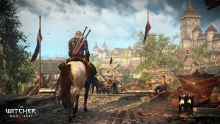 The_Witcher_3_Wild_Hunt_Geralt_entering_Novigrad