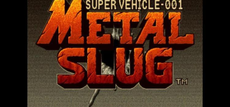 Tutti i giochi di Metal Slug