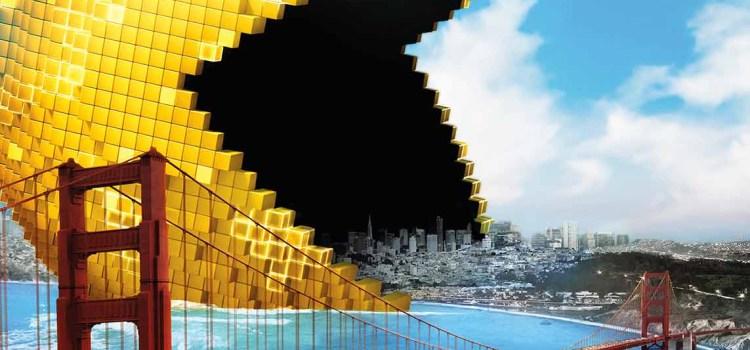 Pixels: la recensione