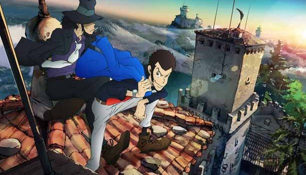 Lupin III – L'avventura italiana