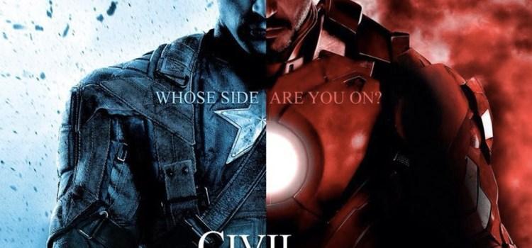 Civil War – Il Trailer: considerazioni in pillole