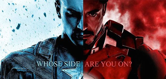 Captain America: Civil War – la <del>recensione</del> delusione