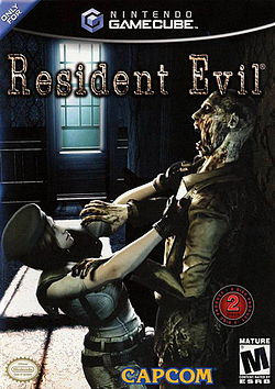 resident evil rebirth cover