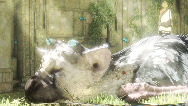 The Last Guardian – Animale bizzoso