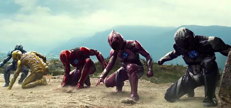 Power Ranger New Team