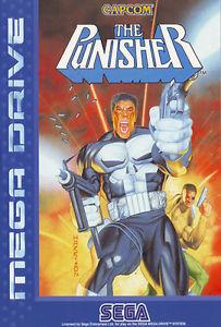 The Punisher copertina
