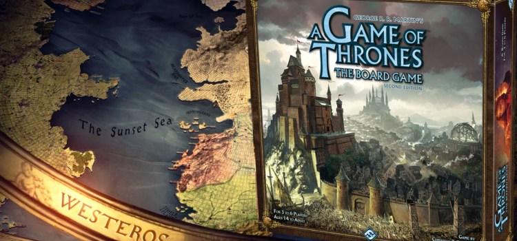 il trono di spade board game