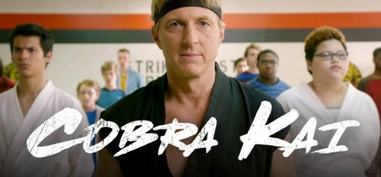Cobra Kai: la miglior serie del 2018