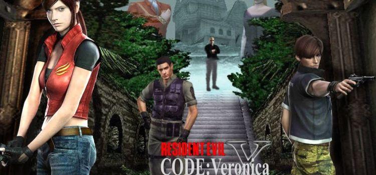 Resident Evil Code: Veronica – di mostri e di uomini