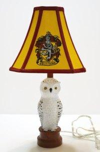 Harry Potter Lamp - NerdFreakinTastic