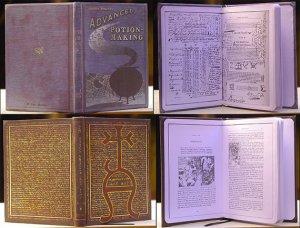 School Books Harry Potter Fanmade - Nerdwood42