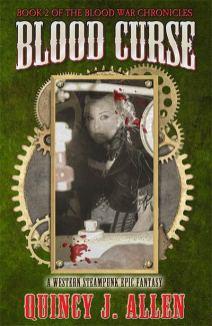 Blood Curse - Quincy J. Allen