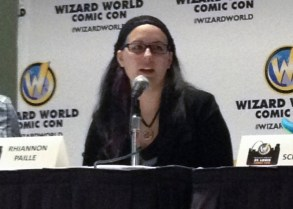 Nerd for a Living panel at Wizard World St. Louis 2014