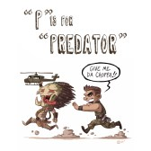 ABCDEFGeek - P is for Predator