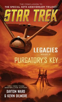 Dayton Ward - Star Trek Legacies - Purgatory's Key