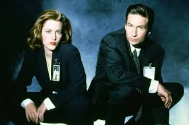 X-files yearbook pic