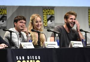 2015 Comic-Con - The Hunge