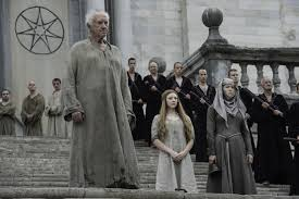 High Sparrow, we hardly knew ye. Wait. Yes we did. You're a prick!