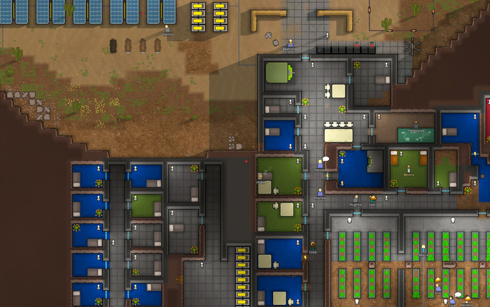 RimWorld: Space Storytelling At Its Finest