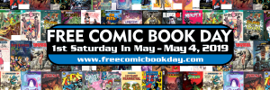 Free Comic Book Day – Durban Project Mayhem Event 2019