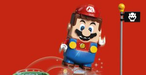 Lego Presents the Mario Minifig and Sets