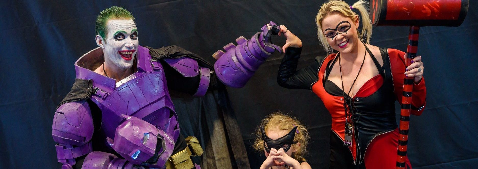 Father's of Cosplay: Gammablast Cosplay