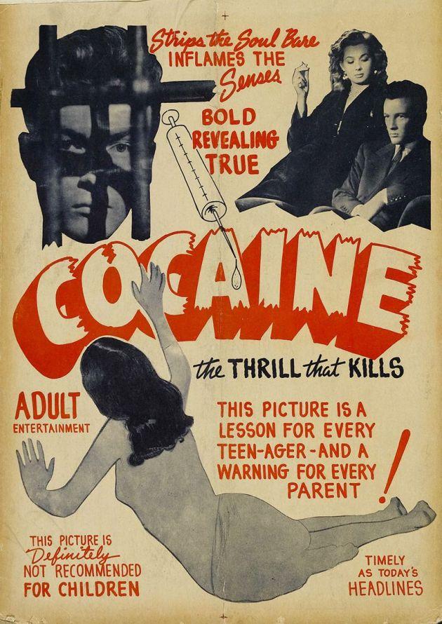 Anti-drug advertising