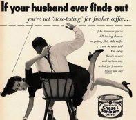 coffee spanking