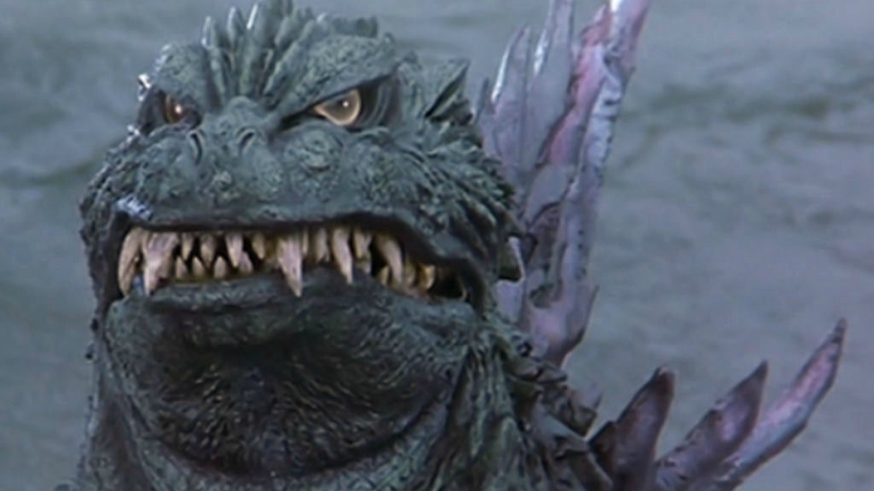 Image result for millennium godzilla eyes